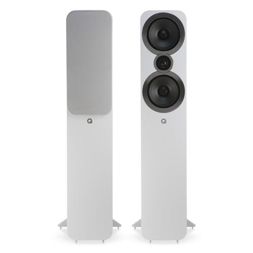 Q Acoustics 3050i Bookshelf Speakers Arctic White (Pair)