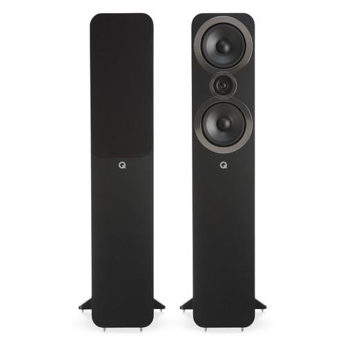 Q Acoustics 3050i Bookshelf Speakers Carbon Black (Pair)