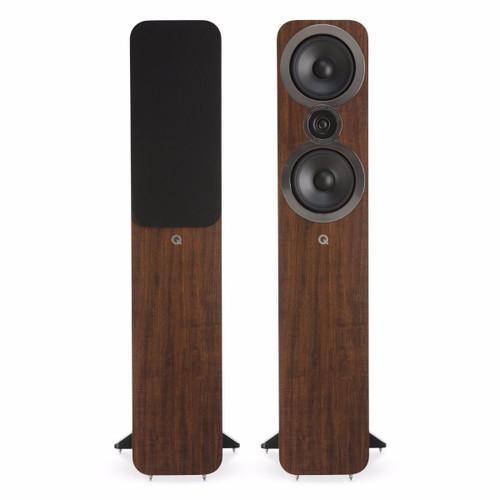 Q Acoustics 3050i Bookshelf Speakers English Walnut (Pair)