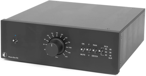 Project Phono Box RS Phono Preamplifier