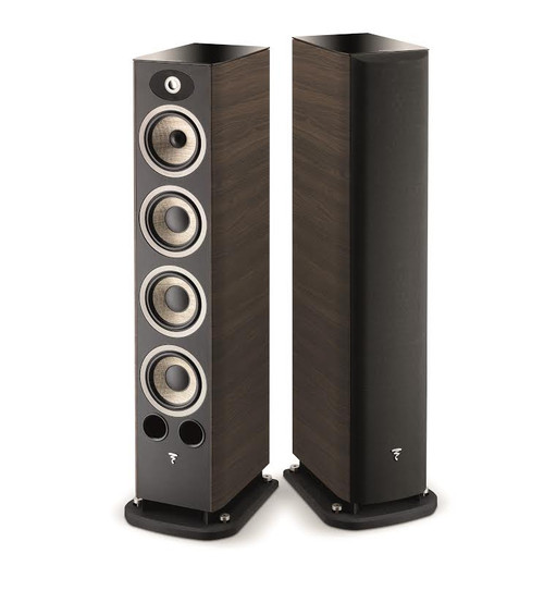 Focal Aria 936 Floorstanding Speakers - Walnut
