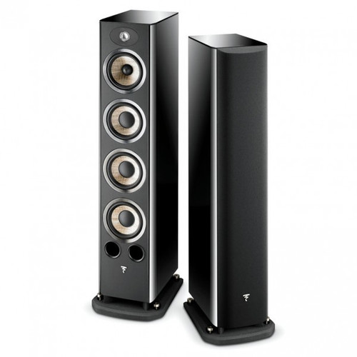 Focal Aria 936 Floorstanding Speakers - Gloss Black