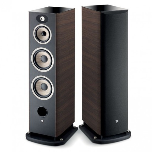 Focal Aria 948 Floorstanding Speakers- Walnut