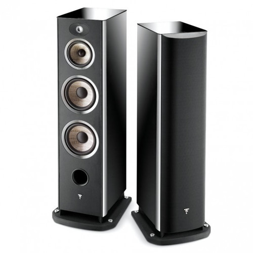Focal Aria 948 Floorstanding Speakers - Gloss Black