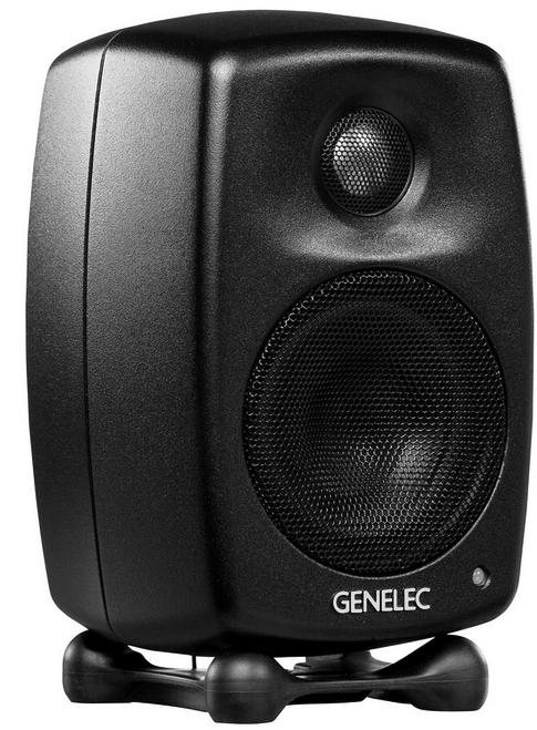 Genelec G One Pair Black B Series