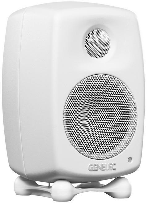 Genelec G One Pair White B Series