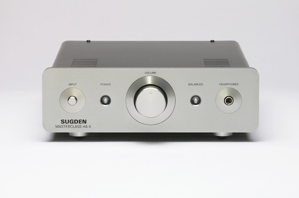 Sugden Masterclass HA-4 Headphone Amplifier
