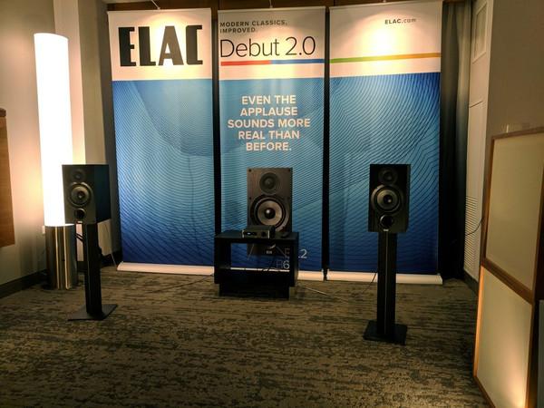 ELAC DEBUT 2.0 B6.2 BOOKSHELF SPEAKERS (PAIR)