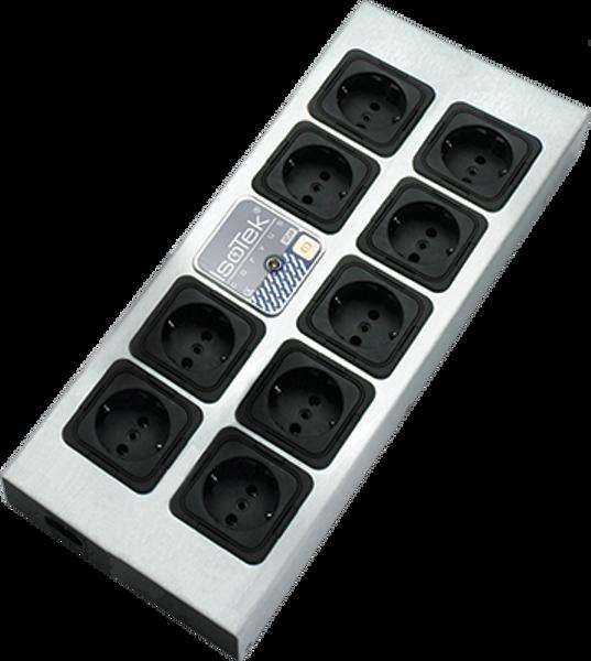 IsoTek EVO3 Corvus 9-way Conditioning Powerboard