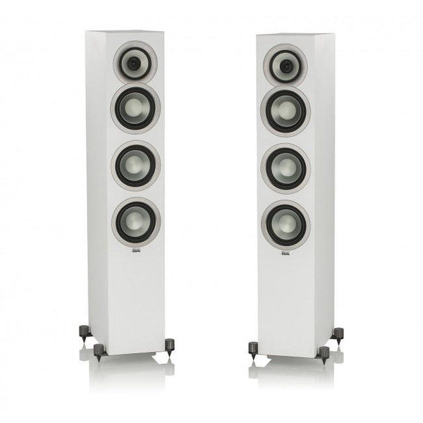 Elac Uni-Fi UF5 Floorstanding Speakers - White