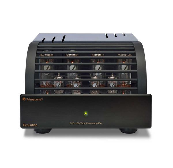PrimaLuna EVO 100 Tube Power Amplifier