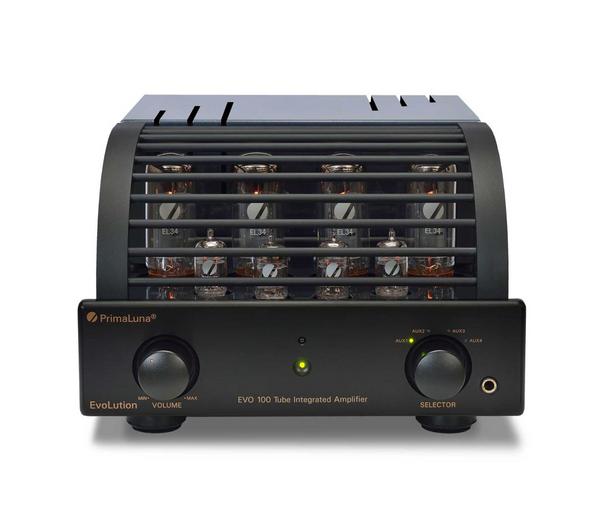 PrimaLuna EVO 100 Tube Integrated Amplifier