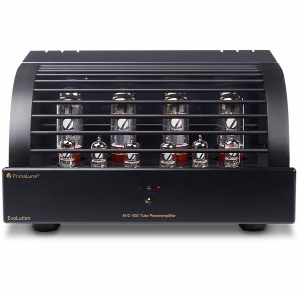 PrimaLuna EVO 400 Tube Power Amplifier
