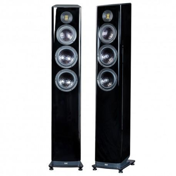 Elac Vela FS 409 Floorstanding Speakers - Gloss Black