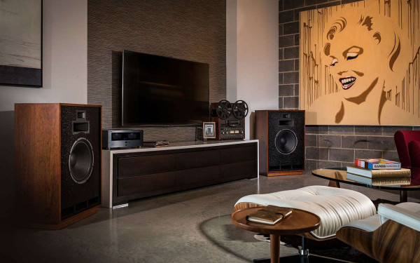 Klipsch Cornwall IV System - Stereophonic