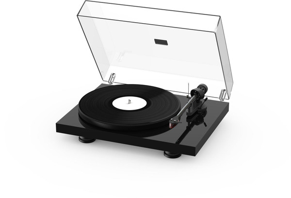 Project Debut Carbon Evo Turntable - High Gloss Black