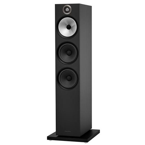 B&W 603 S2 Anniversary Edition Floorstanding Speaker (Pair) - Matte Black
