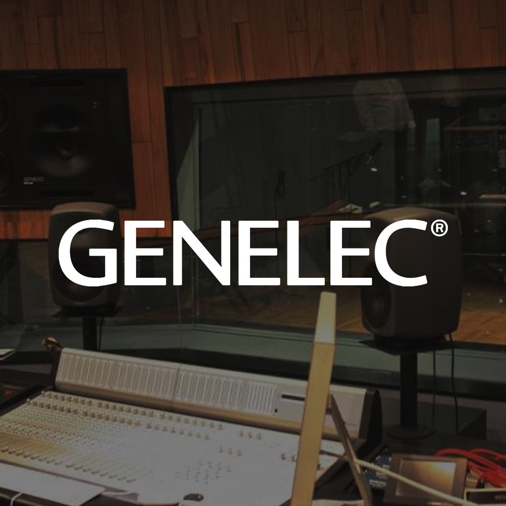 Genelec Monitors