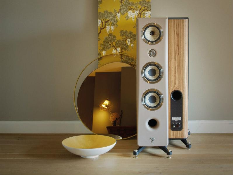 Focal Kanta No.2 Floorstanding Loudspeakers- Performance Meets Style