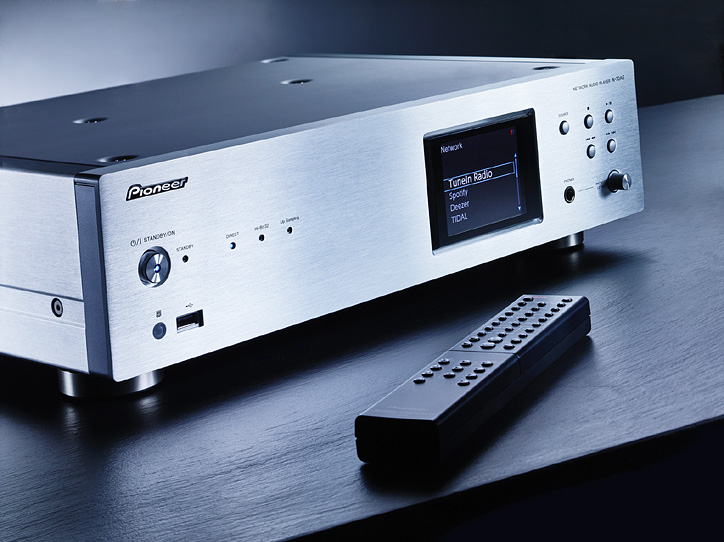 Pioneer N-70AE Network Audio Player-A Serious Digital Player