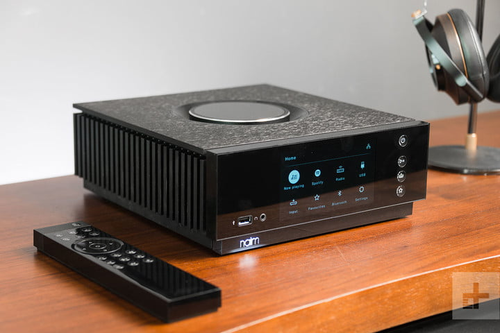 Naim Uniti Atom Unites Streaming and High-Fidelity Audio