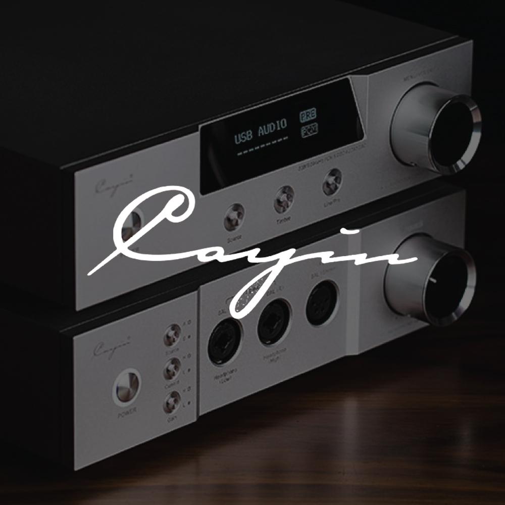 Cayin Vale Amplifiers