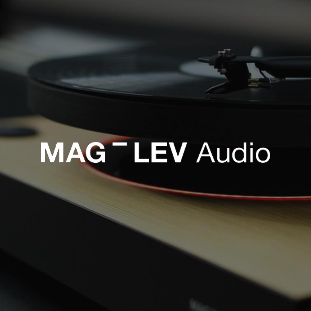 MAGLEV Audio Turntables