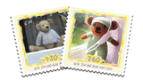 New Zealand Bear Hunt stamp release