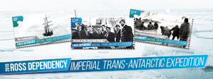 2015 Ross Dependency - Imperial Trans-Antarctic Expedition