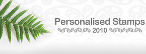 2010 Personalised Stamps International Rates