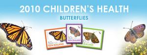 2010 Children's Health - Butterflies