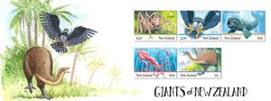 Giants of New Zealand