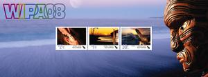 2008 WIPA08 - Vienna International Postage Stamp Exhibition