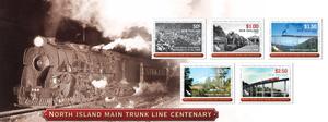 North Island Main Trunk Line Centenary