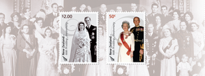 Royal Diamond Wedding Anniversary