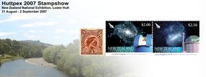 2007 Huttpex National Stamp Exhibition