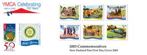 2005 Commemoratives