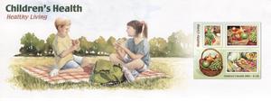 2002 Children's Health - Healthy Living