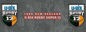 1999 New Zealand U-Bix Rugby Super 12