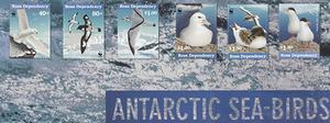 1997 Ross Dependency - Antarctic Sea Birds