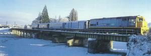 1997 Scenic Trains