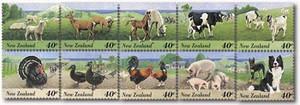 Farm Animals Booklet - Postal Rate Decrease