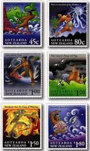 Māori Myths and Legends