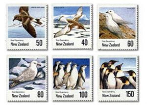 Antarctic Birds