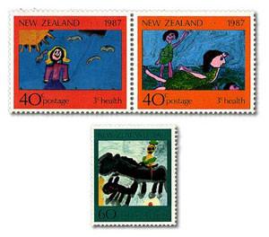 1987 Health - Children's Artwork