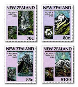 1987 Scenic - National Parks