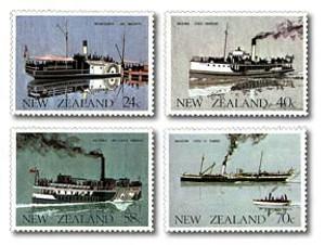 1984 New Zealand Vintage Transport