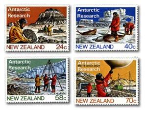 N.Z. Involvement in Antarctic