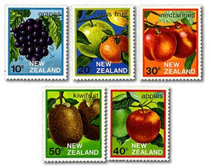 1983 Definitives - Fruit