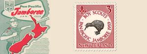 Boy Scouts Pan-Pacific Jamboree